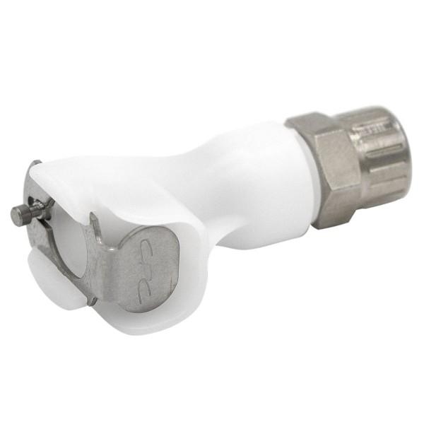 Schnellverschluss CPC-PMCD1304 Kupplung auf 4,3 mm (ID) - Absperrend