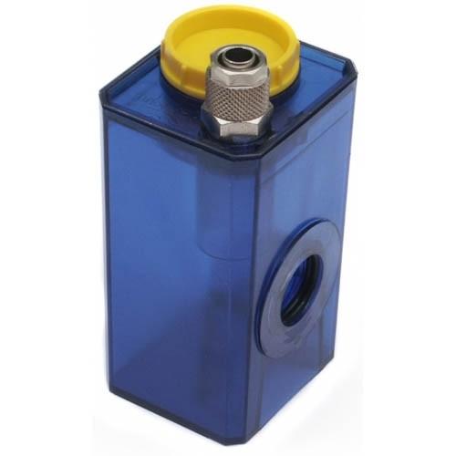 AGB-O-Matic Ausgleichsbehälter transparent blau