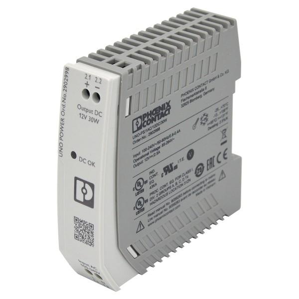 Phoenix Contact UNO-PS/1AC/12DC/30W - 30 Watt