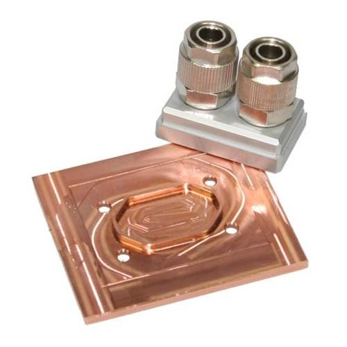 MICROkühler Upgrade System Kupfer