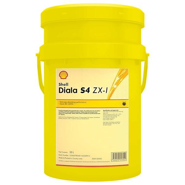 Shell DIALA S4 ZX-I - 20 l Kühlöl