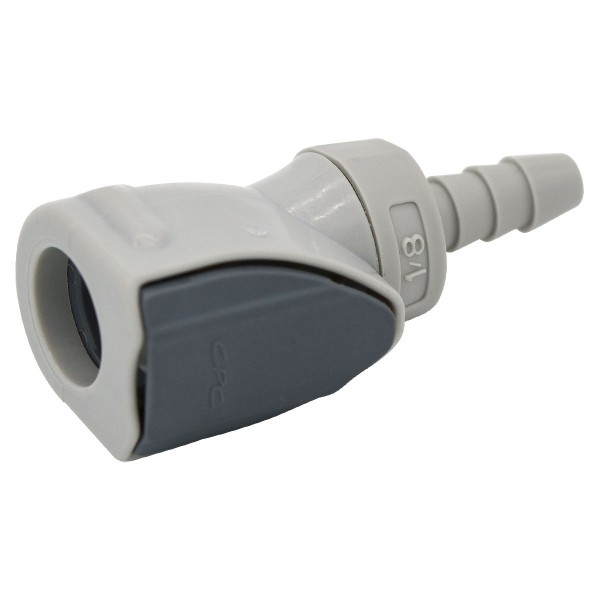 Quick connect CPC-NS1D170212 Coupling to 3.2 mm (ID) - Shut off