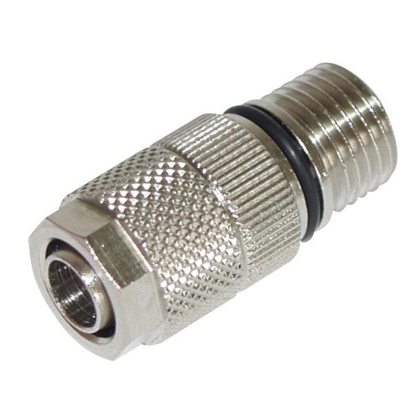 Auslass für EHEIM 1048 auf 10/8 mm (8x1) - Gerade