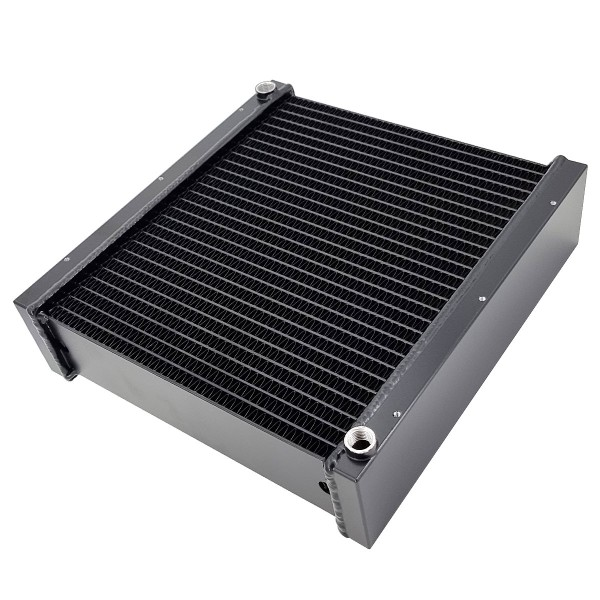 HighFlow Radiator - aluminum, 265 x 280 x 75 mm