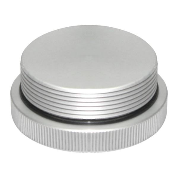 Tank-O-Matic Deckel - silber