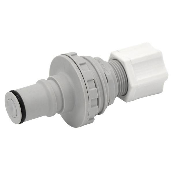 Schnellverschluss CPC-NS6D40008 Stecknippel auf 1/2 Zoll JACO - Absperrend