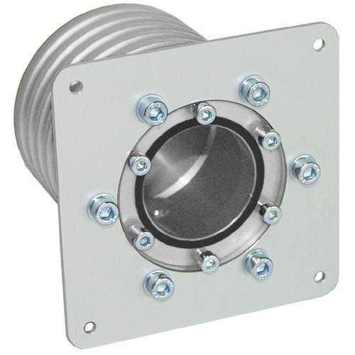 Fass-O-Matic externer Ausgleichsbehälter alufarben