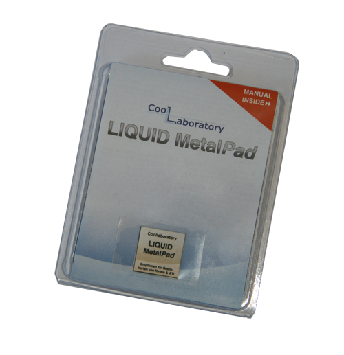Coollaboratory Liquid MetalPAD 1x GPU