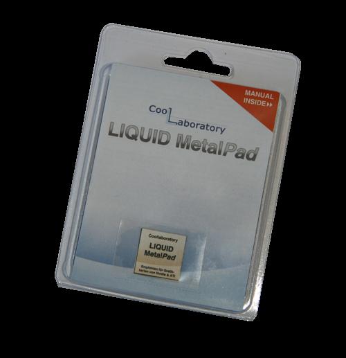 Coollaboratory Liquid MetalPAD 1x GPU