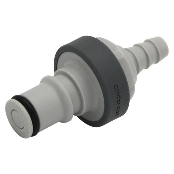Schnellverschluss CPC-NS4D22004 Stecknippel auf 6,4 mm (ID) - Absperrend