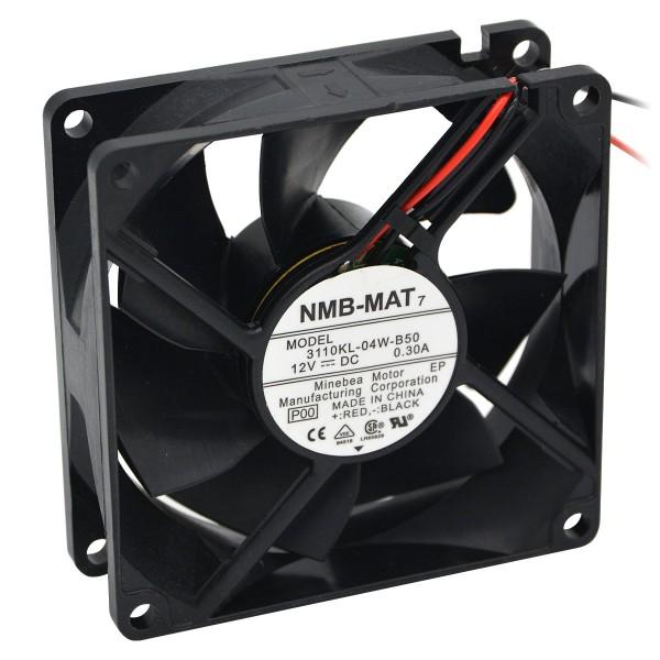 NMB Minebea 80 mm fans 3110KL-04W-B50