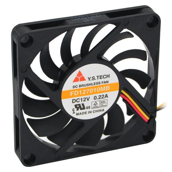 Y.S. Tech 70mm fan FD127010MB