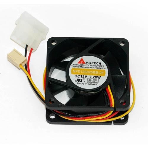 YS-Tech Fan 60x60x25 - 7,20W