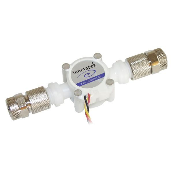 Flow-Meter rev.3 - V1 / 410 flow measuring turbine