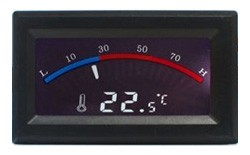 Digital Thermometer mit Q/A Band-Anzeige - PSU