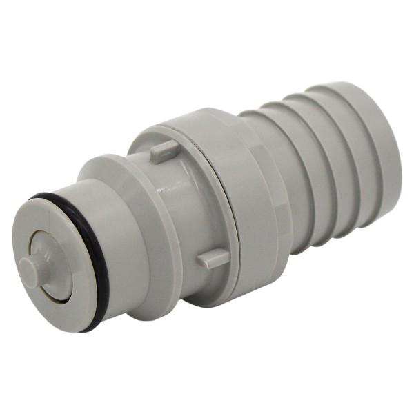 Schnellverschluss CPC-HFCD221212 Stecknippel auf 19 mm (ID) - Absperrend