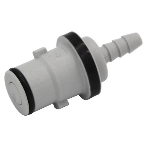 Schnellverschluss CPC-NS2D220212 Stecknippel auf 3,2 mm (ID) - Absperrend
