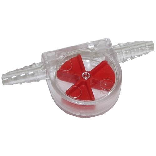 Flow-O-Matic Fließanzeiger rot