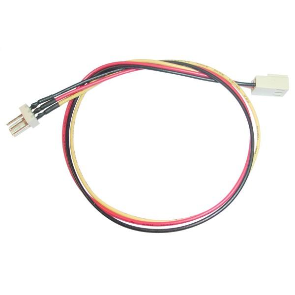 3-Pin-Molex Verlängerung - 30 cm