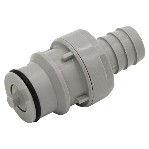 Schnellverschluss CPC-HFCD22812 Stecknippel auf 12,7 mm (ID) - Absperrend