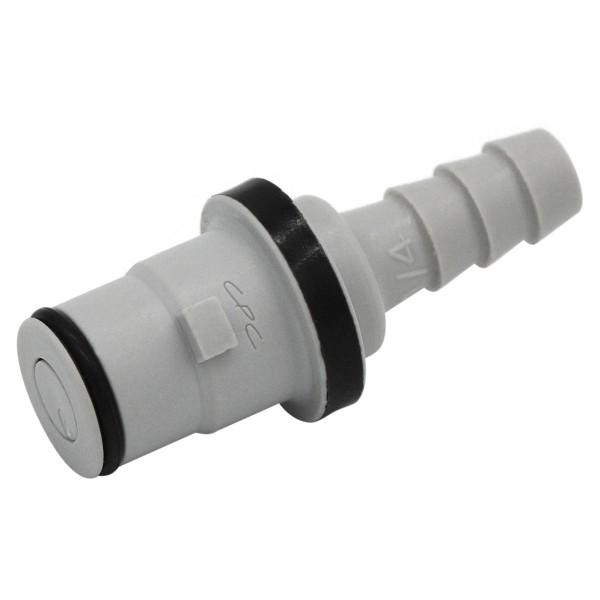 Schnellverschluss CPC-NS2D220412 Stecknippel auf 6,4 mm (ID) - Absperrend