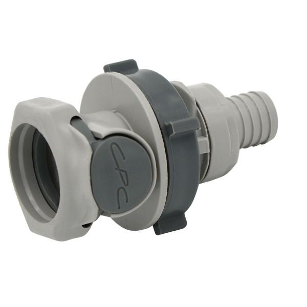 Schnellverschluss CPC-HFCD16812 Kupplung auf 12,7 mm (ID) - Absperrend, Plattenmontage