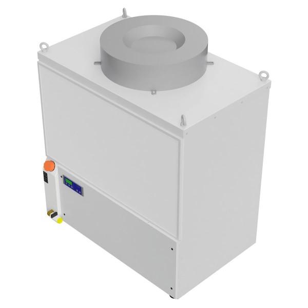 Kühlanlage 5,8 kW (Aktiv, kompressorgestützt)