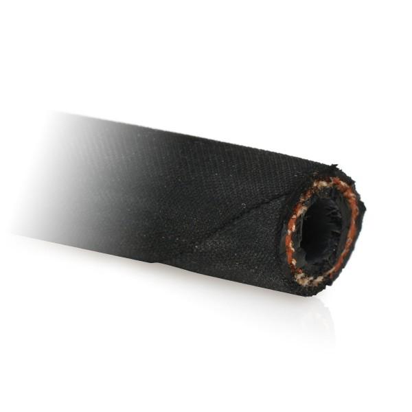 EPDM Schlauch 15/8 mm - gewickelt, schwarz